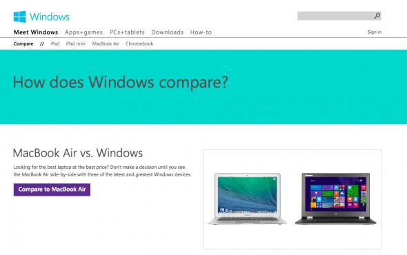 Comparatie intre Windows si Macbook, Ipad, ChromeBook – intamplare nefericita