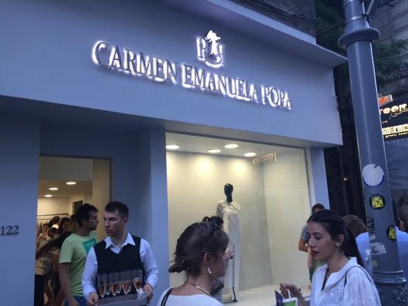 Lansare colecție Baby Green – Carmen Emanuela Popa